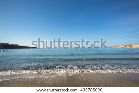Cyprus, sea, summer, blue sky