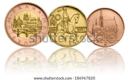 czk to euros