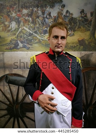 Napoleon bonaparte franzosische revolution