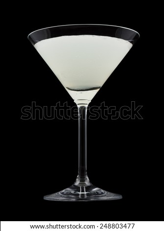 Daiquiri is a cocktail that contains light rum, fresh lime juice and simple syrup