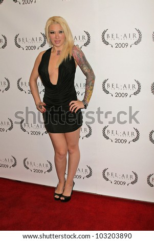 Daisy De La Hoya at the Opening Night of Bel Air Film Festival, UCLA James Bridges Theatre, Los Angeles, CA. 11-13-09
