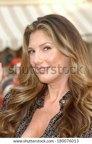 Daisy Fuentes at LA Premiere of PIRATES OF THE CARIBBEAN DEAD MAN'S CHEST, Disneyland, Los Angeles, CA, June 24, 2006