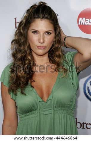 Daisy Fuentes at the World premiere of 'The Break-Up' held at the Mann Village Theatre in Westwood,  USA on May 22, 2006. - stock photo