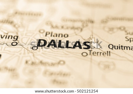 Dallas, Texas, USA.