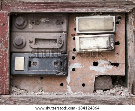 damaged doorbells
