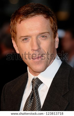 "Damien Lewis arrives for the premiere of ""The Sweeney"" at the Vue cinema, Leicester Square, London. 04/09/2012 Picture by: Steve Vas"