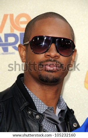 Damon Wayans Jr at the 2009 MTV Movie Awards Arrivals. Gibson Amphitheatre, Universal City, CA. 05-31-09