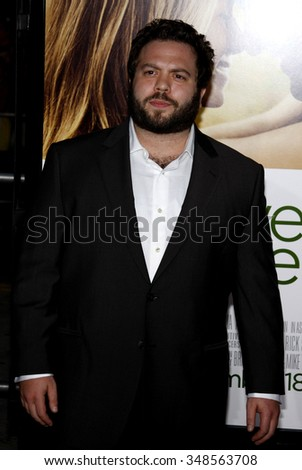 "Dan Fogler at the World Premiere of ""Love Happens"" held at the Mann Village Theater in Westwood, California, United States on September 15, 2009."