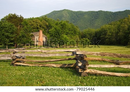 Dan Lawson Place, Cades Cove, Great Smokey Mountains National Park