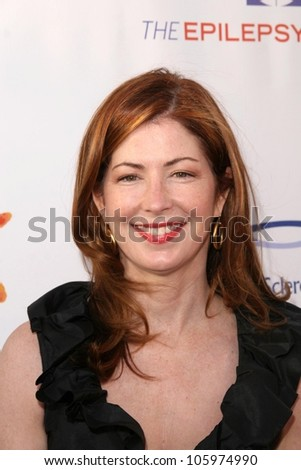 Dana Delany at the 8th Annual Comedy for A Cure, a Benefit to raise Funds and Awareness for the Tuberous Sclerosis Alliance. Boulevard3, Hollywood, CA. 04-05-09