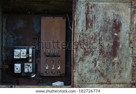 dangerous electric meter messy faulty electrical wiring installation