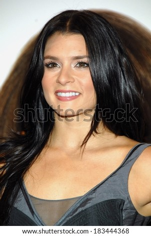 Danica Patrick at Opening Night of the Tribeca Film Festival BABY MAMA Premiere, Cleaview Cinema's Ziegfeld Theatre, New York, NY, April 23, 2008