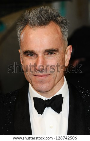 Daniel Day Lewis arriving for the EE BAFTA Film Awards 2013 at the Royal Opera House, Covent Garden, London. 10/02/2013 Picture by: Steve Vas