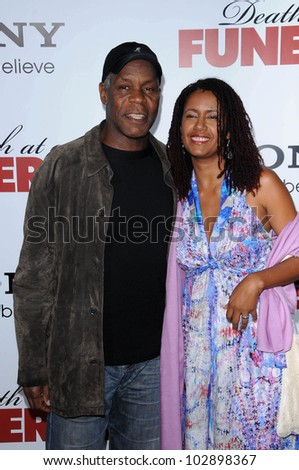 "Danny Glover  at the ""Death at a Funeral"" World Premiere, Arclight, Hollywood, CA. 04-12-10"