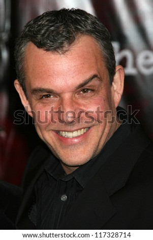 "Danny Huston at the Los Angeles Premiere of ""The Number 23"". The Orpheum Theater, Los Angeles, CA. 02-13-07"