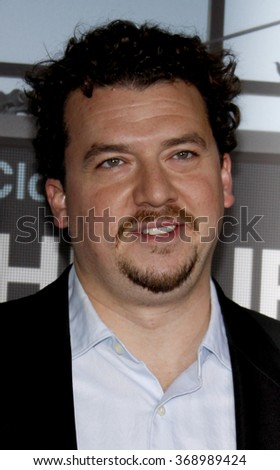 """Danny McBride at the Los Angeles Premiere of """"Up In The Air"""" held at the Man Village Theater in Westwood, USA on November 30, 2009. - stock photo"""