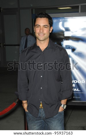 "DANNY PINO at the Hollywood Film Festival's opening night gala premiere of his new movie ""Flicka"". October 18, 2006  Los Angeles, CA Picture: Paul Smith / Featureflash"
