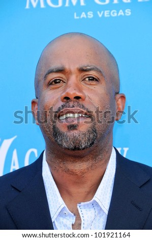 Darius Rucker at the 45th Academy of Country Music Awards Arrivals, MGM Grand Garden Arena, Las Vegas, NV. 04-18-10