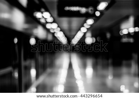 dark scary subway station stock photo 443296627 shutterstock
