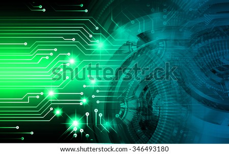 dark blue green illustration of technology internet network computer background with binary number, style background. infographics. Information. motion blur. pixel. Binary digit. - stock photo