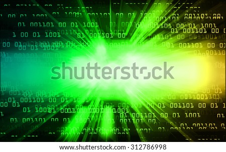 Dark blue green yellow color Light Abstract Technology background for computer graphic website internet and business. motion move blur. ray. wave. pixel