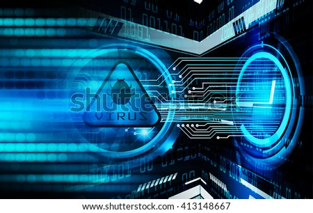 dark blue Light Abstract Technology background for computer graphic website internet and business. circuit. illustration. infographics. motion move blur.neon. lock, key, Padlock