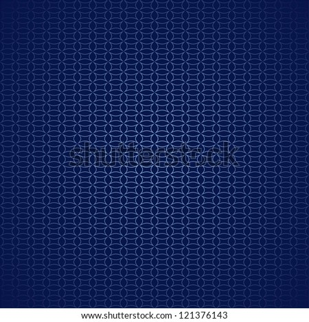 Dark blue pattern background. Raster version
