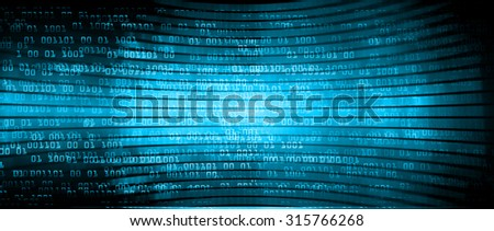 dark blue pixel Light Abstract Technology background for computer graphic website internet and business.circuit. illustration. digital. infographics.binary code. one zero. motion move blur