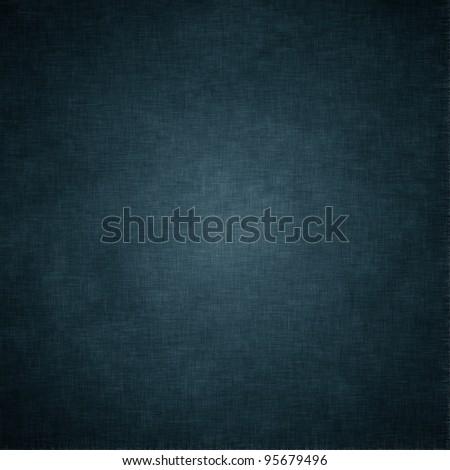 Dark blue vintage textile background - stock photo