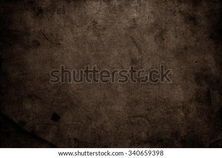Dark brown background - stock photo