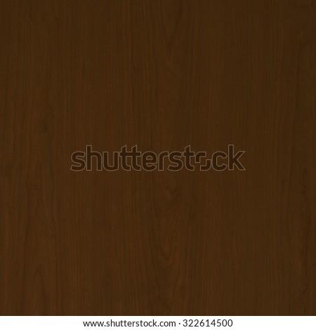 Dark brown wood grain texture background image. - stock photo
