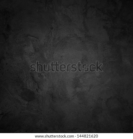 Dark Concrete Texture - stock photo