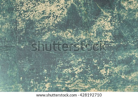 Dark  Dusty Scratchy Texture / Old and vintage grunge background with scratches