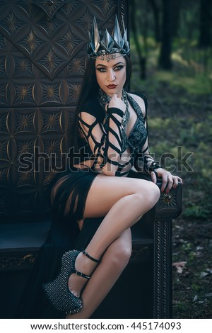 Evil Queen Stock Images Royalty Free Images & Vectors