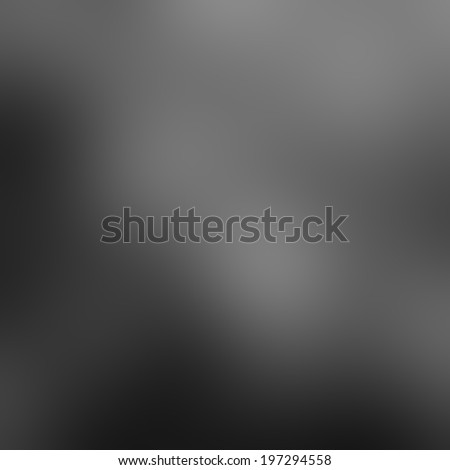 Dark gray abstract background - dull & mysterious concept - stock photo