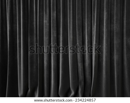 Black Curtain Texture dark curtain texture stock photos, royalty-free images & vectors