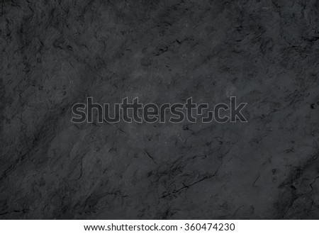 Dark Gray Slate Stone Texture Natural Surface Background And Wallpaper