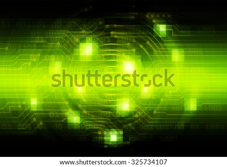 dark green color Light Abstract Technology background for computer graphic website internet and business.circuit. illustration. abstract digital. infographics. motion move blur.neon.