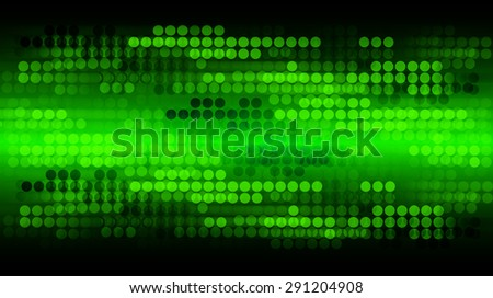 dark green illustration of technology internet network computer background with binary number, Matrix style background. infographics. Information. motion blur. pixel. text box. - stock photo