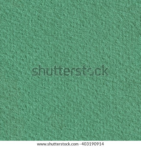 Dark green paper. Seamless square texture. Tile ready. - stock photo