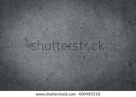 dark grey concrete texture may be used for background