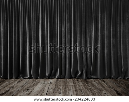 Curtains Ideas black theater curtains : Theatre Stage Curtains Stock Images, Royalty-Free Images & Vectors ...