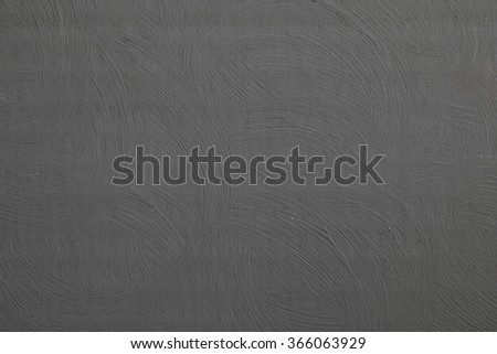 Dark Grey Textured Background Acrylic Paint Stock Photo Royalty
