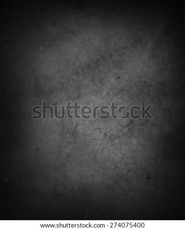 Dark grey textured wall closeup  - stock photo