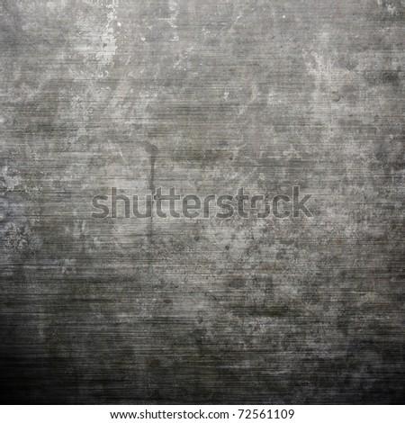 Dark grunge texture - stock photo