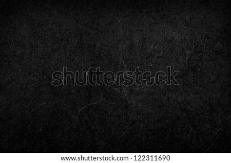 Dark grunge texture or background - stock photo