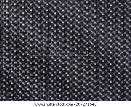 dark metal fabric texture for background  - stock photo