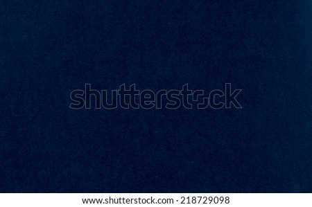 dark navy blue craft card paper ,texture background,Vintage color - stock photo
