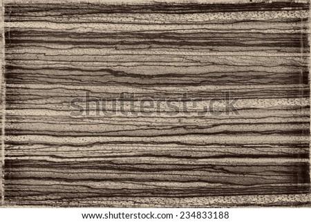 Dark old grunge wood background or texture. - stock photo