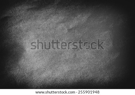 dark page of paper texture or background - stock photo